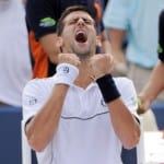 No Djoking From The Djoker!