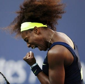 US Open Final: Serena Williams Market Movement