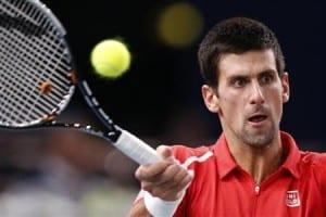 Novak Djokovic Turned Over @ 1.01 In Paris