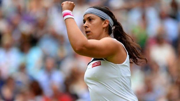 Marion Bartoli is 810-1 Wimbledon Winner