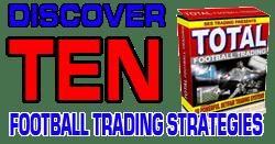 Total football trading strategies
