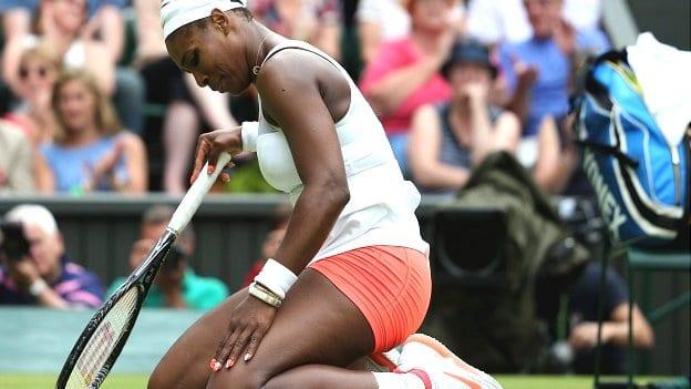 Serena Williams Causes Tennis Trading Carnage