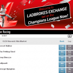 The Ladbrokes Exchange Is Now OPEN!