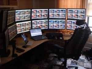 multiple monitors betfair