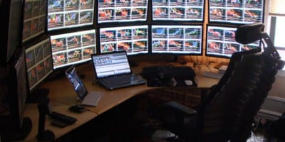 Do you need multiple monitors to trade on Betfair?