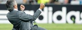 Jose Mourinho 'trashed a decent suit' celebrating Real Madrid's late goal