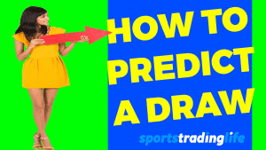 [VIDEO] How To Predict A Draw Result In A Football Match