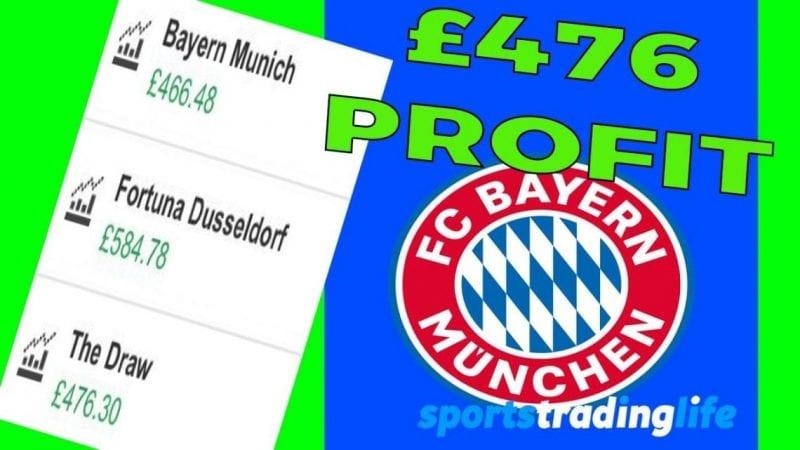 [REVEALED] £25 to £476 Trading Bayern Munich