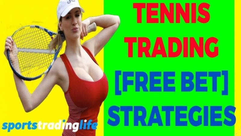 Tennis Trading – How To Create FREE Bets