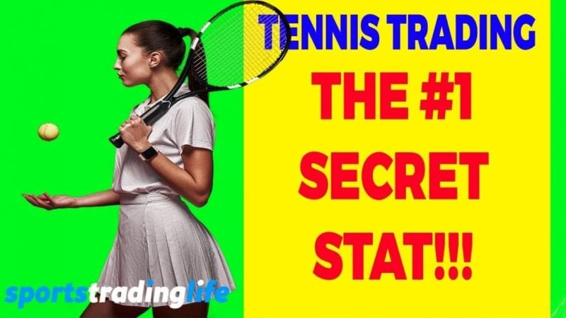 Tennis Trading BEST Stats To Follow? [EXPLAINED]