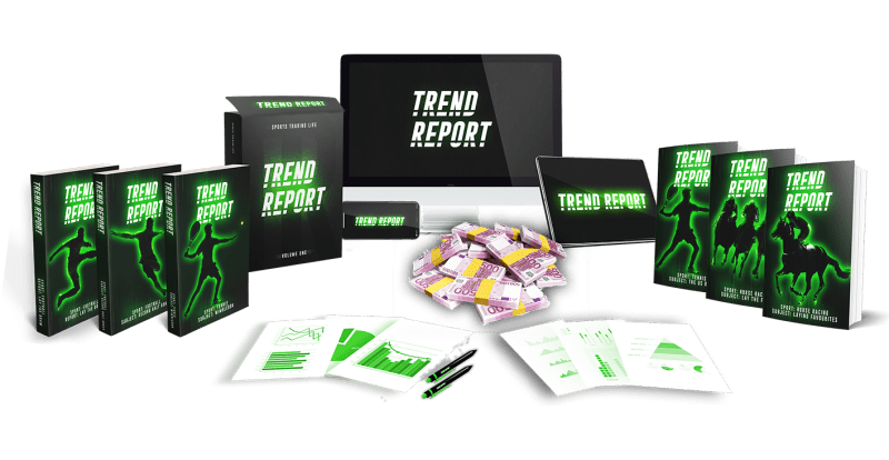 [OUT NOW] Trend Report Volume 1