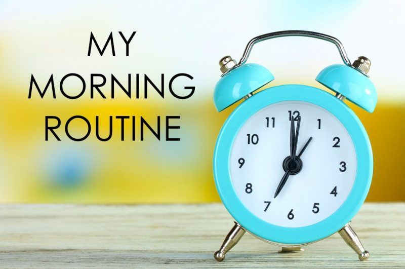 My Morning Routine REVEALED (As a Football Trader!)