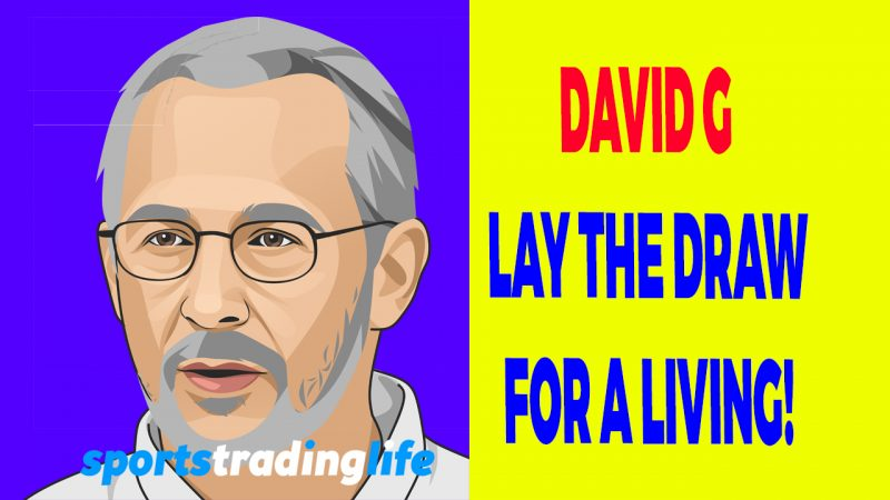 David G – How I Lay The Draw For A Living