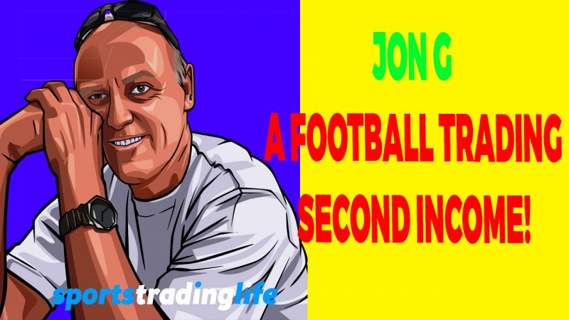 How I Earn A Second Income Trading Football (With Jon G)